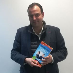 David Lanau ya tiene su GuíaBurros para autónomos