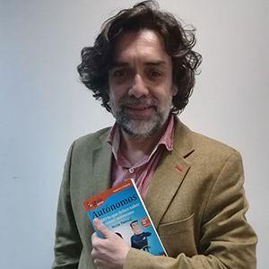 Francisco A. Ferrera, presidente de la UATAE, tiene su GuíaBurros para autónomos