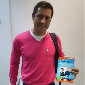 Pablo Fernández ya tiene su GuíaBurros para autónomos
