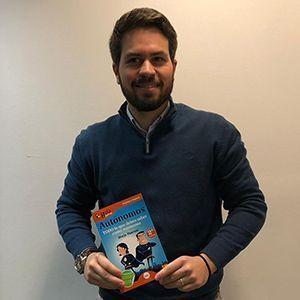 Nicholás Salguero ya tiene su GuíaBurros para autónomos