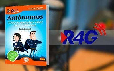 Borja Pascual, autor del GuíaBurros: Autónomos, en El Barómetro, Radio 4G