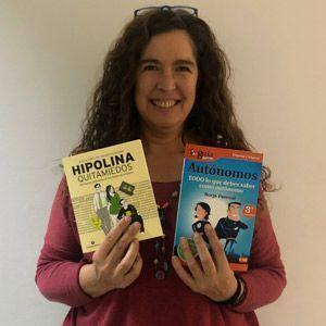 Natalia Gómez del Pozuelo ya tiene su GuíaBurros para autónomos