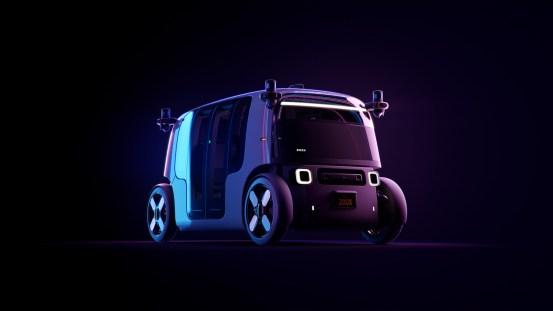 Η Amazon δημιουργεί μια ρομποτική υπηρεσία ταξί