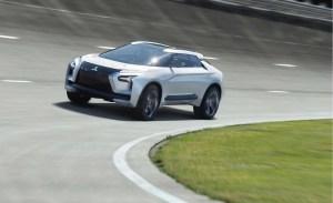 Ηλεκτρικό crossover / SUV του θρυλικού EVO