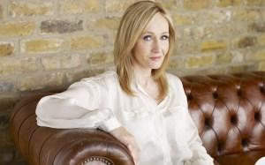 Fantasy writer JK Rowling