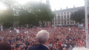 Corbyn can connect with the disenfranchised