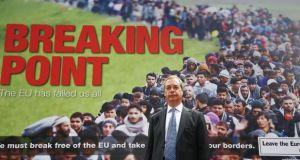 UK nationalism poster