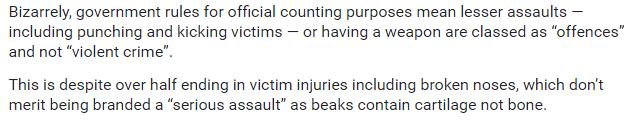 Scottish Government crime.