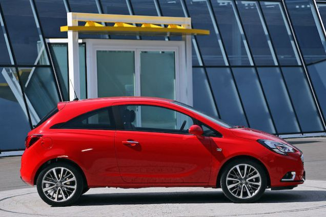 Opel Corsa 2015 1