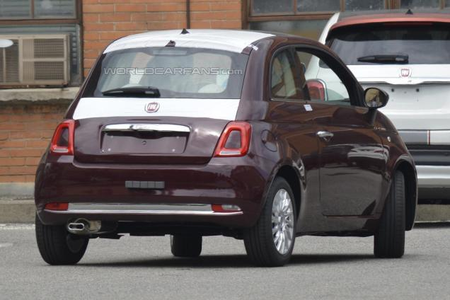 Fiat 500 restyling 2015 08