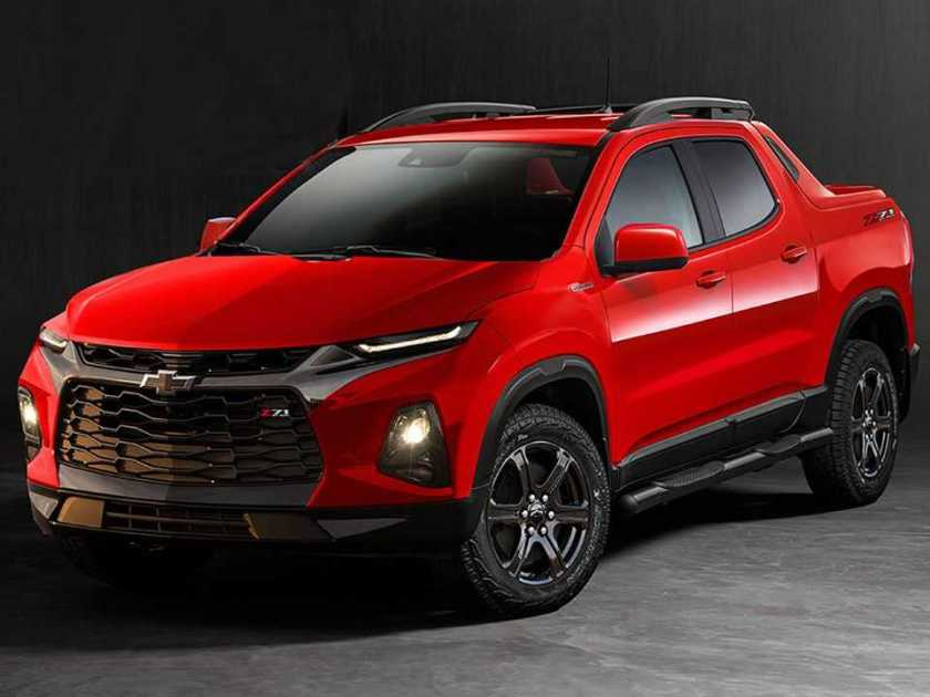 Kleber Silva's projection for the new generation of Chevrolet Montana