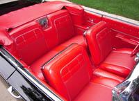 1962 Chevy Impala Ss Hardtop Amp Convertible Interior