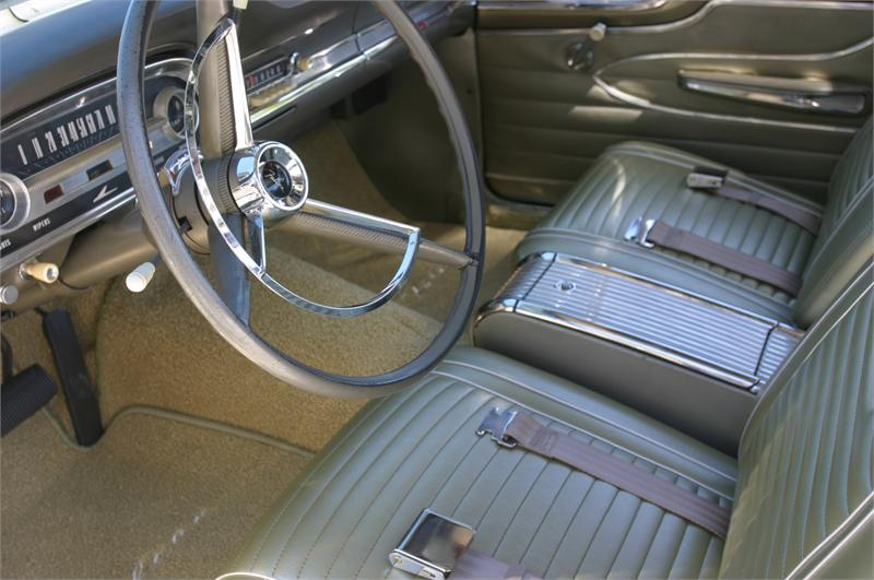 Jeep Wagoneer Interior Restoration