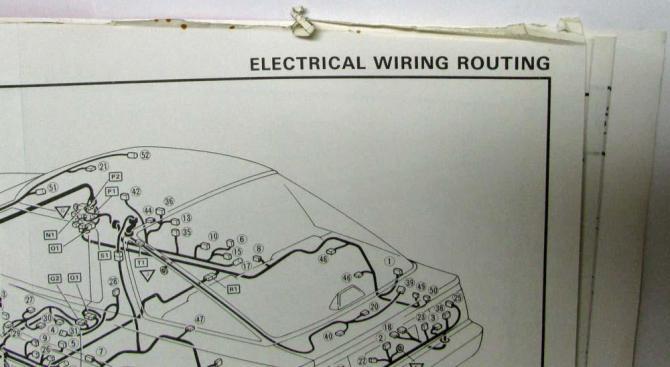 1987 toyota supra wiring diagram  wiring diagram ground