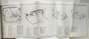 1987 Toyota Tercel Wagon Electrical Wiring Diagram Manual