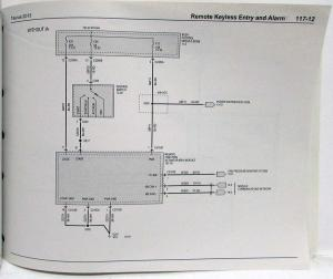 2013 Ford Taurus Interceptor Electrical Wiring Diagrams Manual