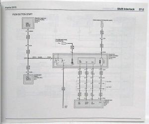 2015 Ford Fiesta Electrical Wiring Diagrams Manual