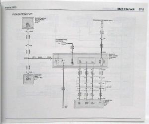 2015 Ford Fiesta Electrical Wiring Diagrams Manual