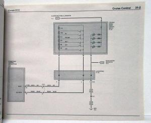 2012 Ford Escape Electrical Wiring Diagrams Manual
