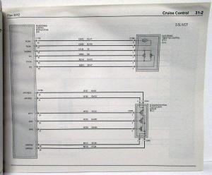 2012 Ford Flex Electrical Wiring Diagrams Manual