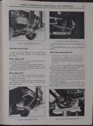1976 Cadillac Seville Shop Service Manual