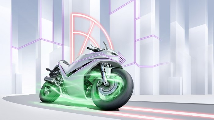 Bosch innovations in safety and comfort while reducing the risk of motorcycle accidents increases