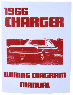 1966 All Makes All Models Parts | L1220 | 1966 Dodge Charger Wiring Diagram Manual | Classic