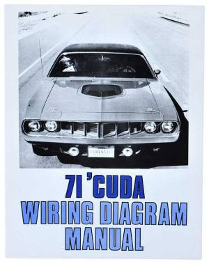 Mopar Ebody  Cuda Parts | Literature, Multimedia