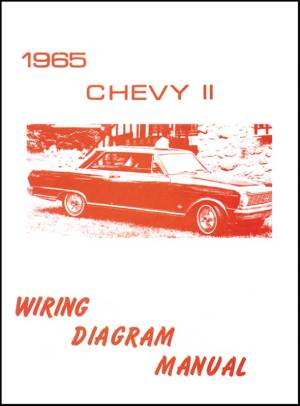 1965 Chevrolet Chevy II Nova Parts | Literature