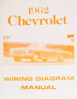 1962 Chevrolet Impala Parts | Literature, Multimedia