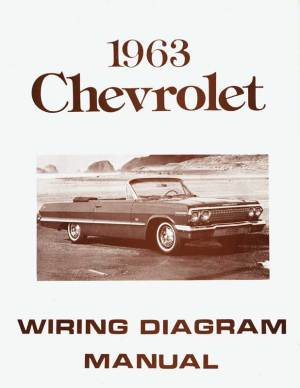 1963 Chevrolet Impala Parts | Literature, Multimedia