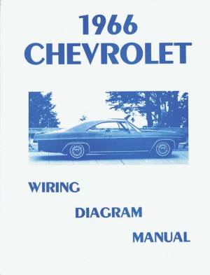 1966 Chevrolet Impala Parts | Literature, Multimedia