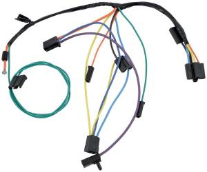 Chevrolet Chevy II Nova Parts | Electrical and Wiring | Wiring and Connectors | Harnesses