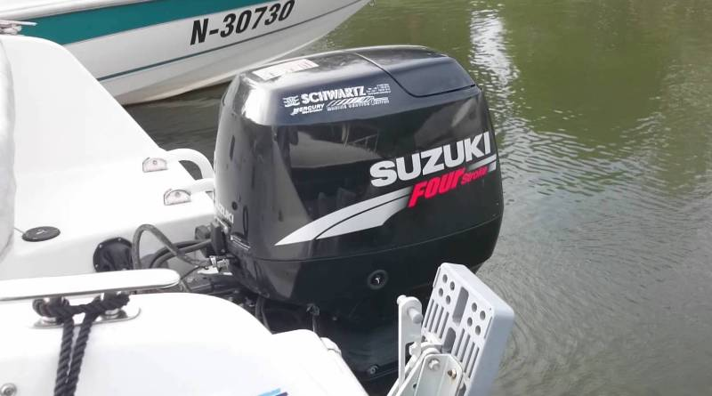 Suzuki Outboard Stalls/Stalling or Runs Rough