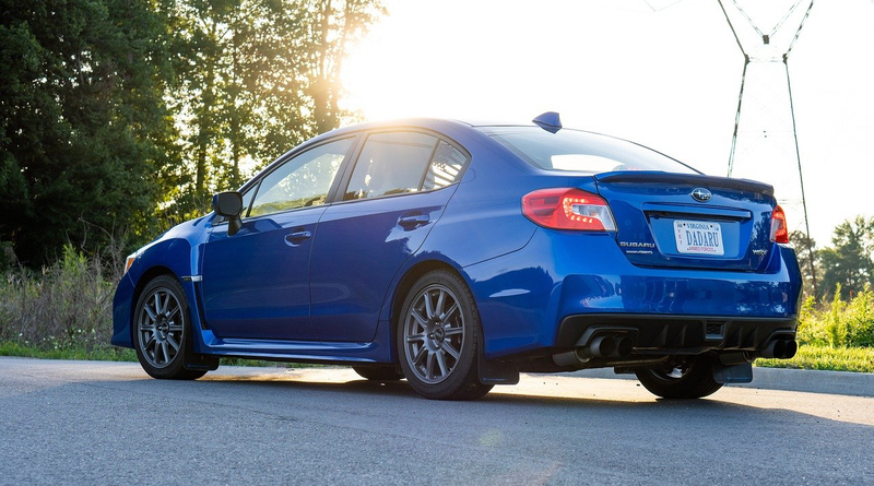 Subaru WRX Air Filter Replacement 2002 2003 2004 2005 2006 2007 2008 2009 2010 2011 2012