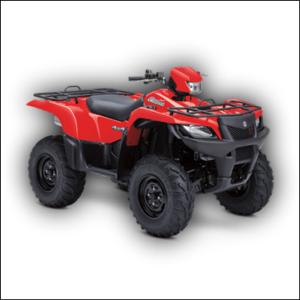 ATV-Service-Manual-Suzuki-Quad-Factory-Service-Manual-Arctic-Cat-Four-Wheeler