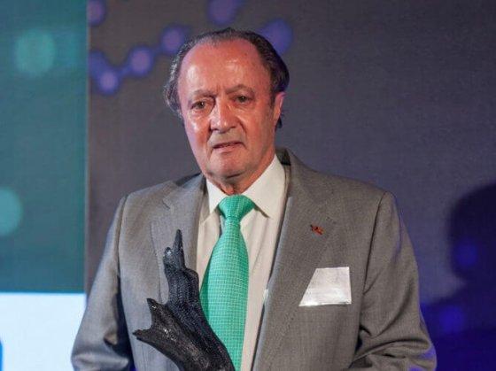 Eustaquio Andrés fundador del distribuidor Andrés Neumáticos