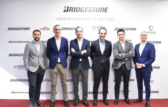 equipo directivo Bridgestone