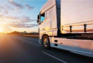 Trasporte camión