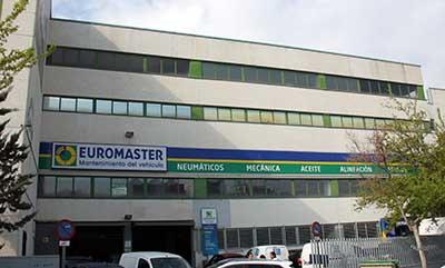 taller Euromaster