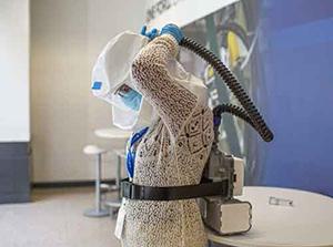 Mann+Hummel y Ford producirán 100.000 respiradores