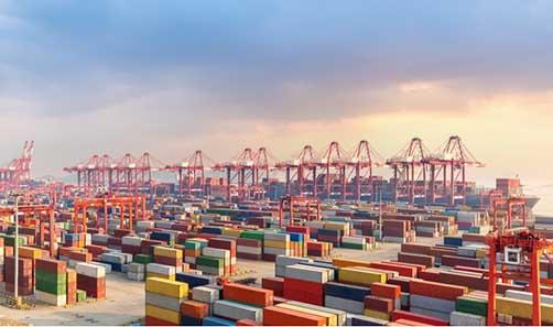 Puerto Shanghai