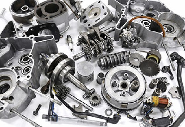 Industria componentes