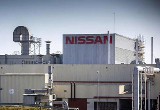 Fábrica Nissan