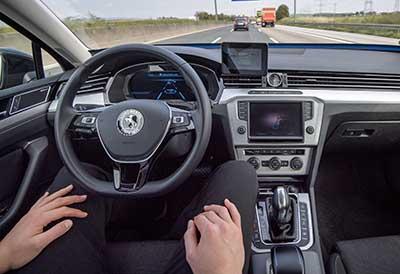 Conducción automática