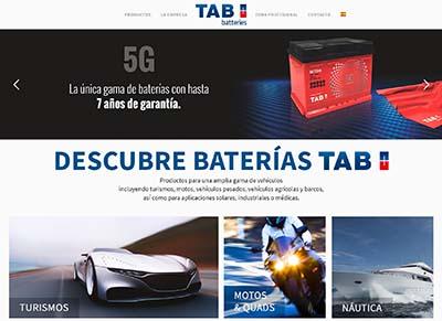 TAB Spain se acerca al consumidor a través de su nueva web