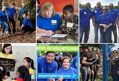 Goodyear aumenta la transparencia en el informe de responsabilidad social