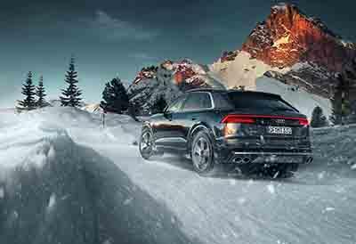Nuevos neumáticos Hankook de invierno UHP para turismos y SUV