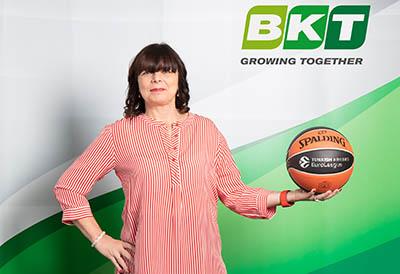 BKT se convierte en patrocinador de la Euroliga de baloncesto