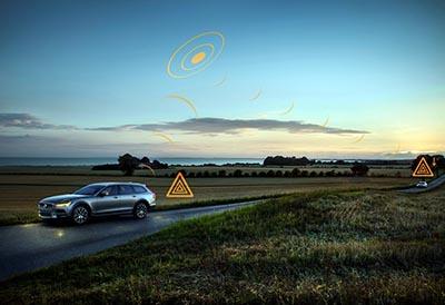 Los sistemas ADAS y el coche conectado evitarán los accidentes